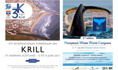 Of Krill and Whales – Summer Conferences Tour