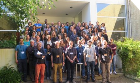 The Metabarcoding Spring School is over and was a success!!