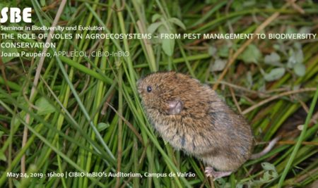 THE ROLE OF VOLES IN AGROECOSYSTEMS – FROM PEST MANAGEMENT TO BIODIVERSITY CONSERVATION