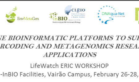 Online Bioinformatic Platforms to support Metabarcoding and Metagenomics research and applications – 26-28 February 2020