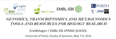 Registration to the Metagenomics Spring School is open!!!